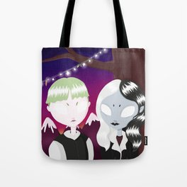 love in the graveyard Tote Bag