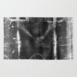 Shroud of Turin Rug