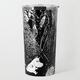 Moomins run for Stinky Travel Mug