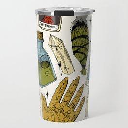 Fortune Teller Starter Pack Color Travel Mug