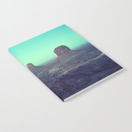 monument valley 5 Notebook