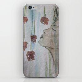Ophelia iPhone Skin