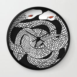 Folie à deux Wall Clock