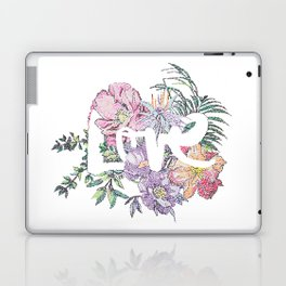 For the Love of Flowers Laptop & iPad Skin