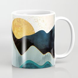 Glacial Hills Coffee Mug