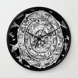 Ab Ovo Wall Clock