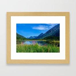 God's Country 4129 - Alaska Framed Art Print