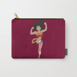 WonderWoman Carry-All Pouch