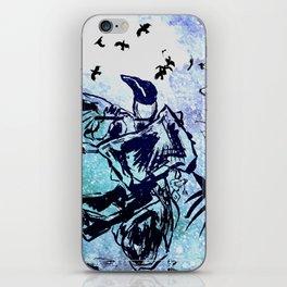 Calls The Ravens iPhone Skin