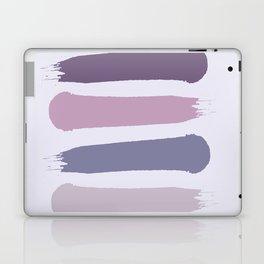Swatches Purple Laptop & iPad Skin