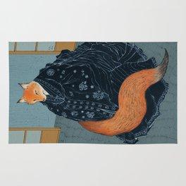 The Fox's Wedding Rug