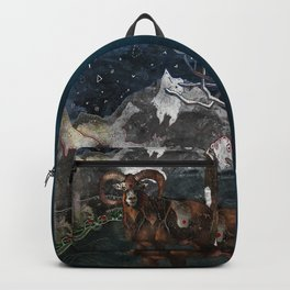 Aries the Ram Backpack