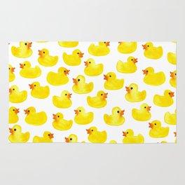 Rubber Ducks Rug