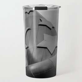 B+W: Sorcerer's Hat (Hollywood Studios) Travel Mug