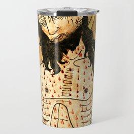Man of Sorrows Travel Mug