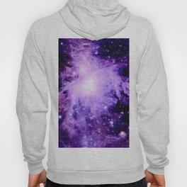 Orion nebUla. : Purple Galaxy Hoody