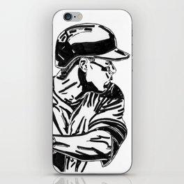 Aaron Judge iPhone Skin