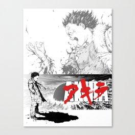Akira Canvas Print