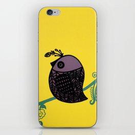 Chirp iPhone Skin
