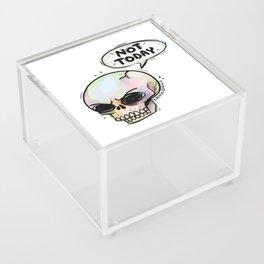 Not Today Acrylic Box