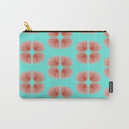 Shell Tie Dye Carry-All Pouch