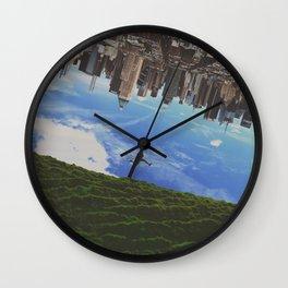 living Wall Clock