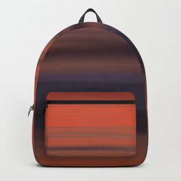 Torrey Pines Sunset Long Exposure Panorama Sweep Backpack