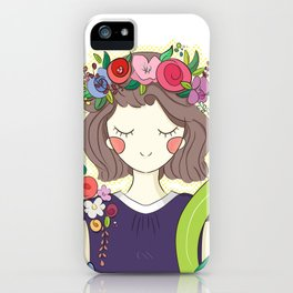 Spring is here! iPhone Case