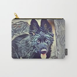 The Belgian Shepherd Carry-All Pouch