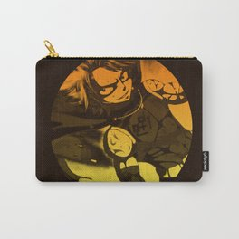 Orange NTS Carry-All Pouch