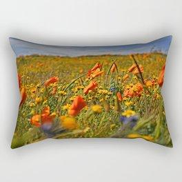 Color the fields of Lancaster California Rectangular Pillow