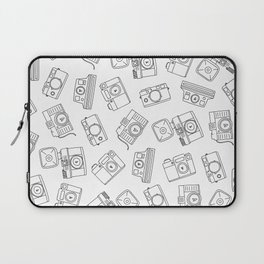 Cameras. Photography lovers Laptop Sleeve