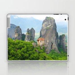 Christian Orthodox monastery of Meteora, Greece Laptop & iPad Skin