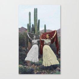 We Don't Remember Frida Canvas Print