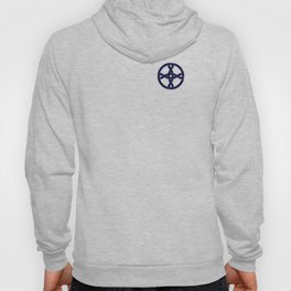 Celtic Knot Blue & Gold Hoody