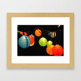 Candescence II Framed Art Print