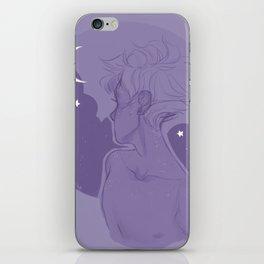 Moonsetter iPhone Skin