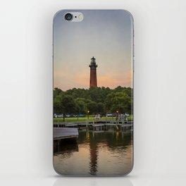 Currituck Lighthouse iPhone Skin