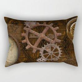 Comforts of Steampunk Rectangular Pillow