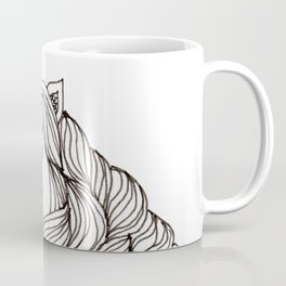 MAGICAL UNICORN, NURSERY, FANTASY ART Coffee Mug