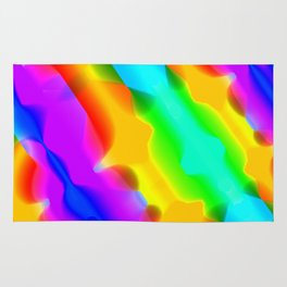 Abstract ABC YY Rug