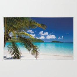 Tropical Shore Rug