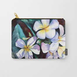 Evening Plumeia Carry-All Pouch