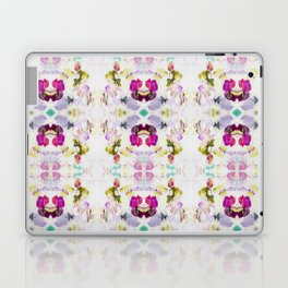 Back to Joy (Abstract Painting) Laptop & iPad Skin