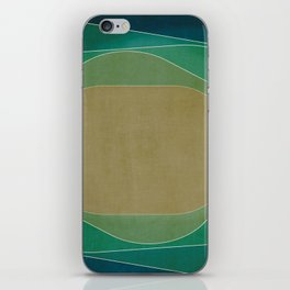 Coherence 1 iPhone Skin