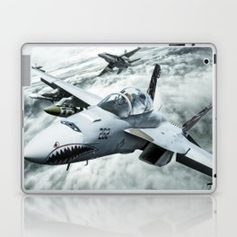 Ghost Rider this is Mustang... vector 090 for Boggie Laptop & iPad Skin