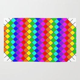 Geo (Rainbow) Rug