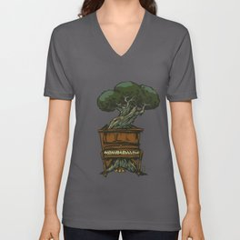 The Sweet Sound of Decay Unisex V-Neck