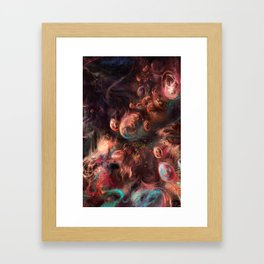 Star Eater Section IV Framed Art Print