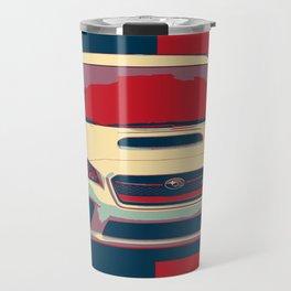 Subaru Ilustration Travel Mug